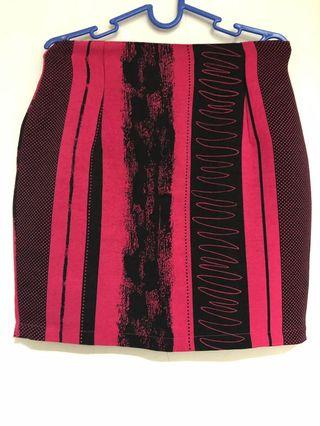 Tribal Skirt Pinkish