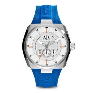 Armani Exchange Blue/Silver Armani Exchange Trimeter AX1802