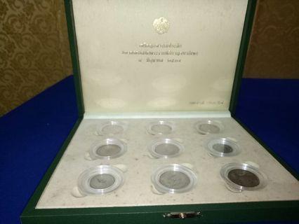 Koleksi Duit thailand coin