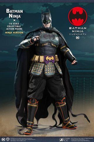 Star Ace Toys - SA0064 Batman Ninja NX (Ninja Version) Not Hot Toys or Mezco Toyz