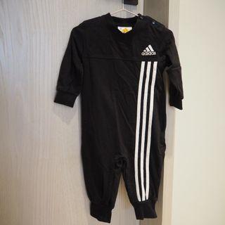 🚚 Adidas 連身包屁衣 6-9m