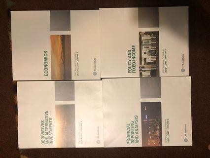 Original books  economics / financial / equity /derivatives /....