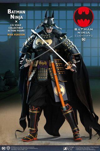 Star Ace Toys - SA0065 Batman Ninja DX (War Version) Not Hot Toys or Mezco Toyz