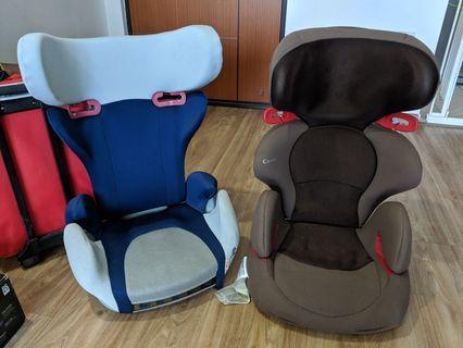 Car child Seat combi aprica
