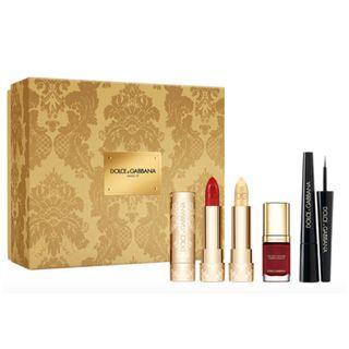 Dolce & Gabbana Christmas Makeup Set Damasco RRP$160