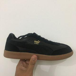 Puma Liga Leather Mens Trainers