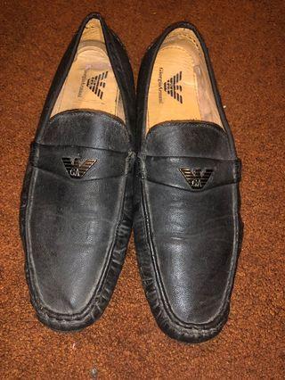 Armani formal men's shoe