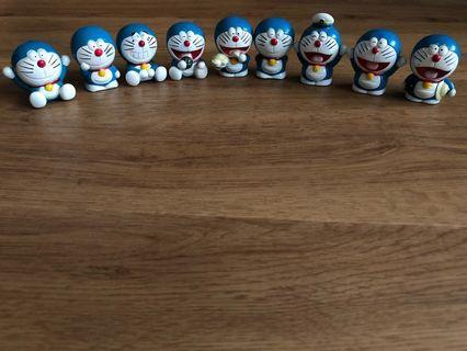 Doraemon figurines  #ENDGAMEyourEXCESS