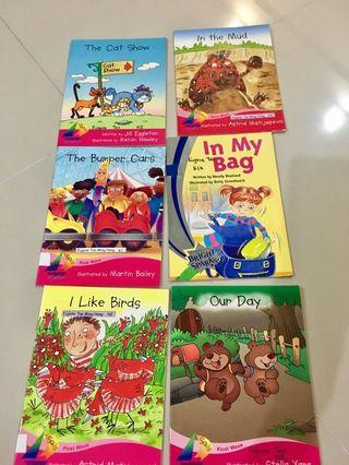 Children book suitable for 2-4 years old