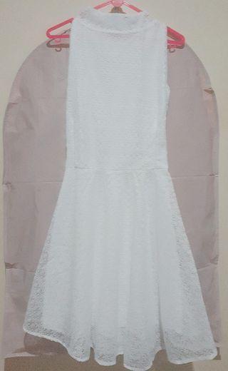 Bangkok White Dress