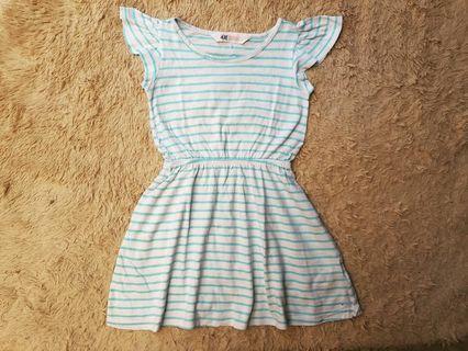 H&M dress 4-6y