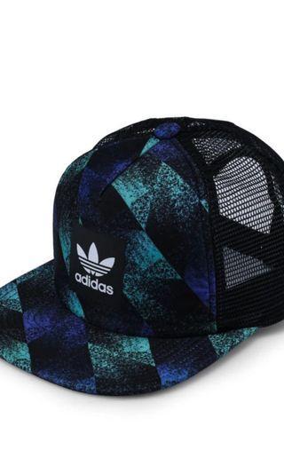 New Authentic Adidas Trucker Cap