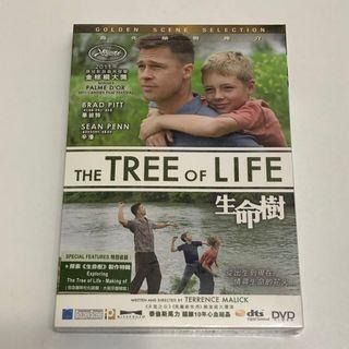全新行貨DVD The Tree of Life「生命樹」