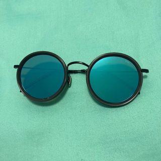 Eyevan7285 titanium sunglasses
