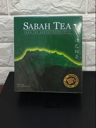 🚚 Sabah black tea bags, value pack 100 pcs