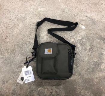 Carhartt wip Essentials small bag 小斜背包 五色