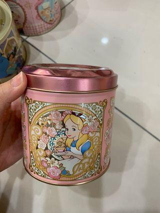 🚚 ❤️迪士尼❤️超美愛莉絲鐵盒