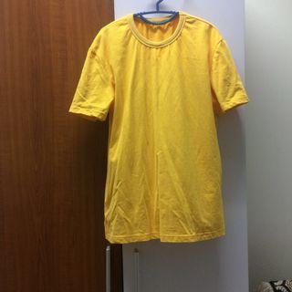 Yellow Color Shirt #EST50