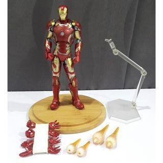 figma Iron Man Mark 43 [No Box]