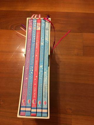 Usborne Princess Stories Hardcover Full Set