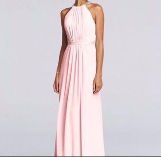 Jenny Packham Pink Dress
