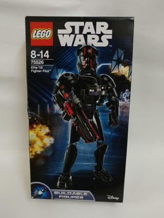 Elite Tie Fighter Pilot 75526 Lego Star Wars