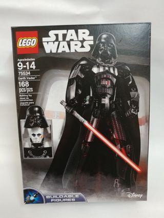 Darth Vader 黑武士 75534 Lego Star Wars
