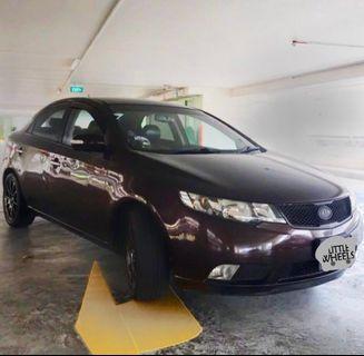 Kia Cerato Forte  📢 FREE 1 week rental promo 📢