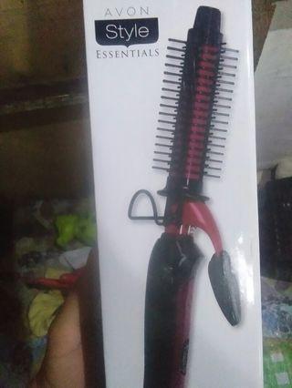 10% OFF! Avon hair curler w/ keratin