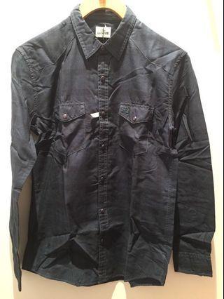 Lacoste 格紋襯衫