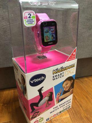 ~Ready stocked~ VTech Kidizoom Smartwatch DX2 watch in Exclusive, Pink