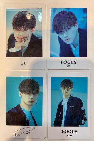 JUS2 Japan Polaroid Pcs