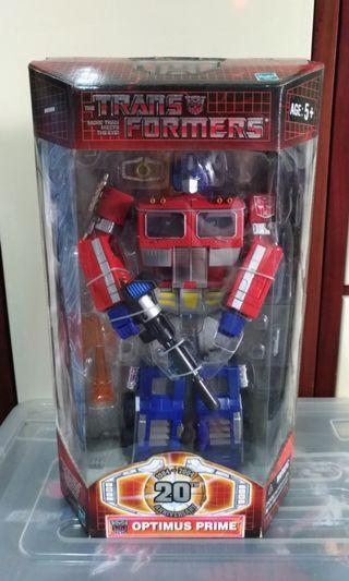 全新 變形金剛 柯柏文 MP-1 (美版) 20th週年紀念戰傷版 Transformers Optimus Prime