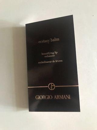 Giorgio Armani beautifying lip enhancer (3 Colours)