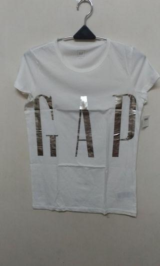 🚚 GAP黑/xs,白T/s