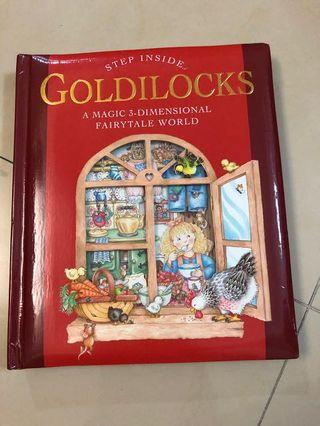 Buku Anak Goldilocks