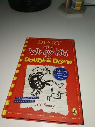 🚚 Diary Of A Wimpy Kid Double Down