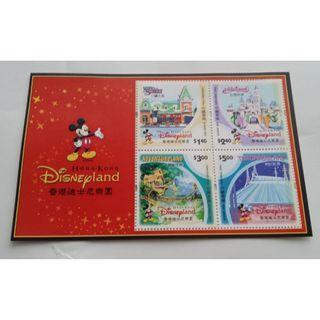 2003年 香港迪士尼樂園小全張