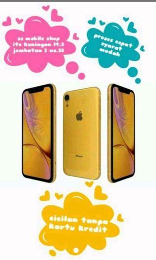 Kredit iPhone Xr 64 Gb double sim