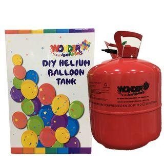 WB DIY HELIUM GAS TANK - FOR 50 BALLOONS
