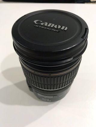🚚 Canon Lens 550D 17-55mm
