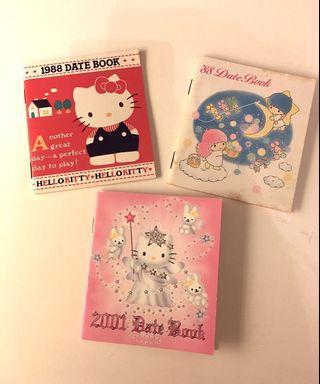 <中古物> Sanrio Date book
