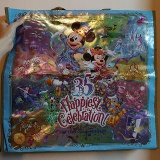東京Disney Resort 35週年紀念版環保袋