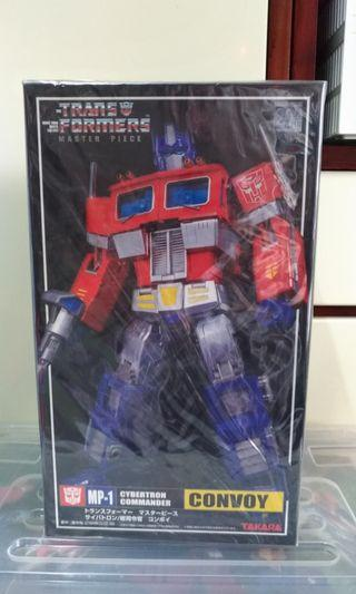 全新 變形金剛 柯柏文 MP-1 Transformers Optimus Prime