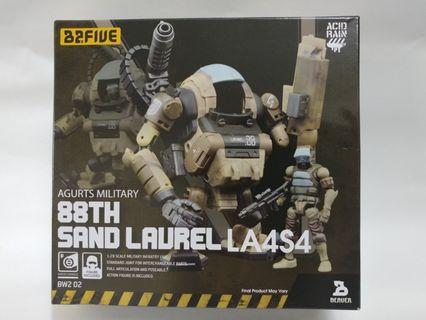 88th Sand Laurel LA4S4 2.5吋 B2Five Acid Rain 酸雨戰爭 Wave 2