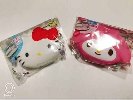 🚚 Kitty&Melody藥盒