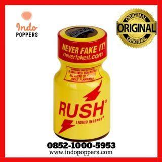 RUSH POPPERS ORI 10 ml