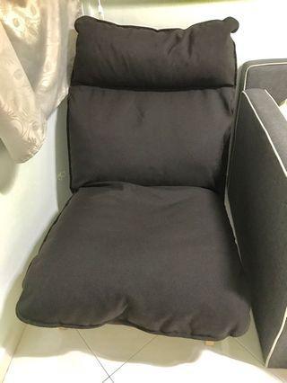 MUJI High Back recliner