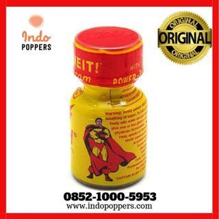 SUPERMAN POPPERS ORI 10 ml