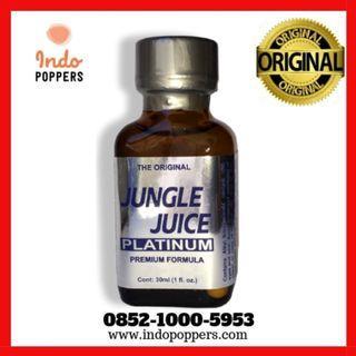 JUNGLE JUICE PLATINUM POPPERS ORI 30 ml